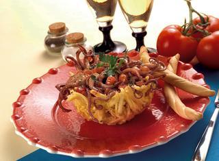 Ricette moscardini con patate le ricette di giallozafferano for Cucinare moscardini