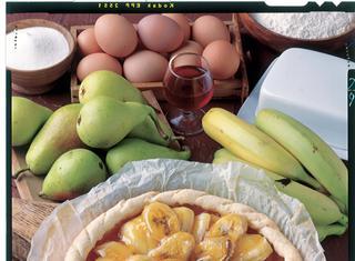 Ricetta Torta di frutta caramellata