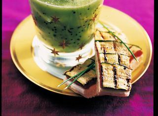 Ricetta Canapè di zucchine