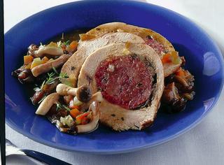 Ricette come cucinare un rotolo di carne le ricette di for Cucinare carne