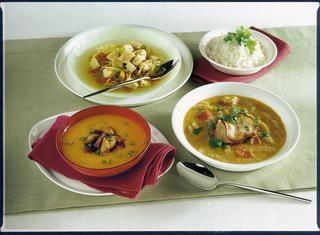 Ricetta Vellutata di melanzane al curry