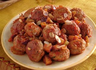 Ricetta Polpette in agrodolce alla siciliana