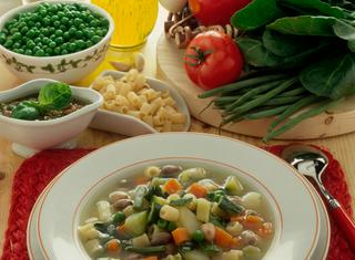 Minestrone francese