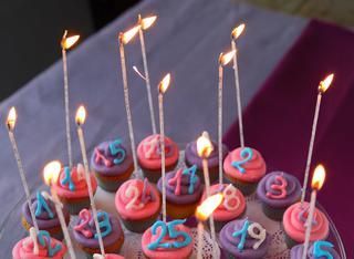Ricetta Cupcake di festa