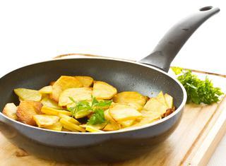 Ricetta Patate in padella veloci