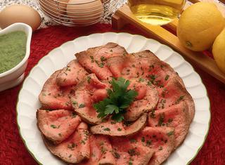 Roast-beef al limone