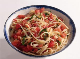 Spaghetti cruditè