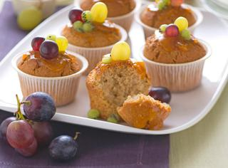 Ricetta Muffin light con farina integrale