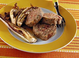 Ricetta Rotolo di carne con speck e radicchio
