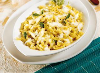 Ricetta Gramigna al gorgonzola