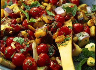 Ricetta Melanzane in salsa agrodolce
