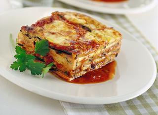 Ricetta Parmigiana di melanzane e zucchine