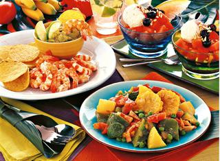 Salsa guacamole (Messico)