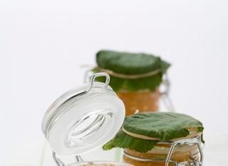 Ricetta Confettura di mele con nocciole tostate