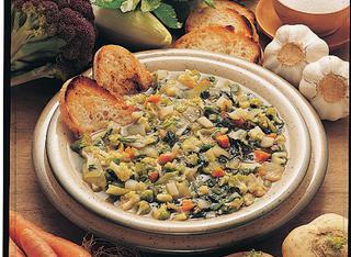 Ricetta Zuppa di ortaggi