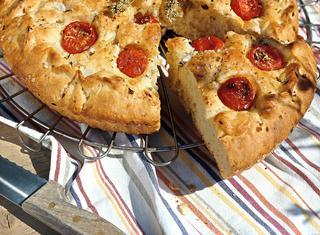 Ricetta Focaccia con pomodorini