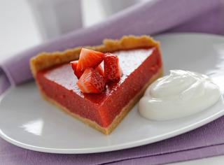 Ricetta Torta di fragole con yogurt greco