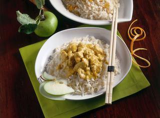 Ricetta Riso pilaf con pollo al curry