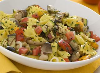 Ricetta Insalata di pasta allo zafferano