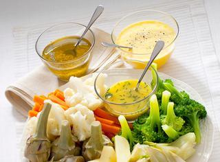 Ricetta Verdure miste al vapore