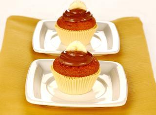 Ricetta Cupcake con crema di nocciole