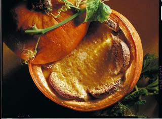 Ricetta Zuppa nella zucca