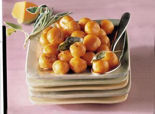 Ricetta Gnocchi di zucca e patate senza glutine