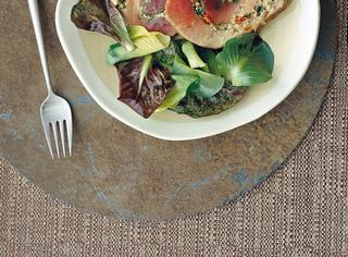 Rotolo di tonno arrosto con erbe aromatiche