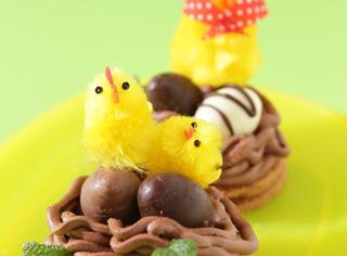 I nidi di cioccolato