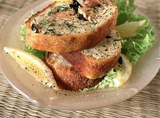 Ricetta Polpettone di tonno, patate e acciughe