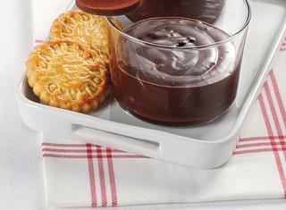 Crema al cioccolato fredda