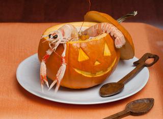 Jack O' Lantern al sapore di mare