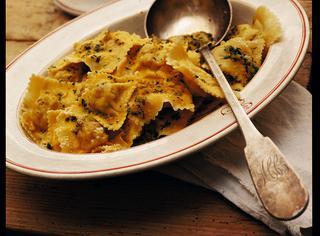 Ricetta Ravioli ai quattro formaggi