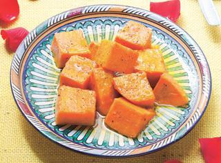 Ricetta Insalata di patate dolci