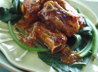 Ricetta Costine di maiale caramellate