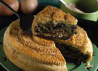 Ricetta Torta di cotechino e spinaci