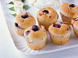 Ricetta Muffin salati al rosmarino
