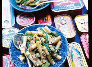 Ricetta Pasta fredda con avocado, fagiolini e tonno