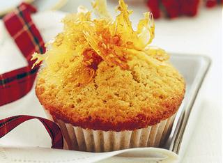 Ricetta Muffin con i fiocchi d'avena e le albicocche