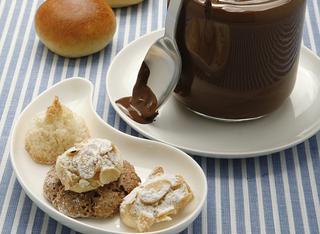 Crema di cioccolato alle nocciole