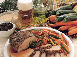 Ricetta Lonza alla birra