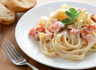 Video ricetta: Pasta salmone e Philadelphia ®