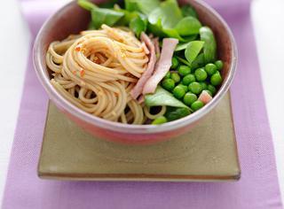 Ricetta Insalata di spaghetti di riso