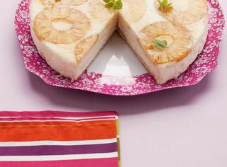 Ricetta Torta rovesciata ananas e cocco