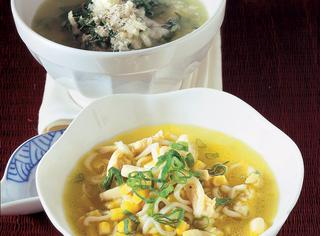 Ricetta Zuppa cinese di pollo e vermicelli