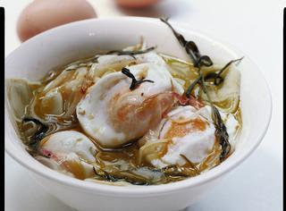 Uova in carpione al dragoncello