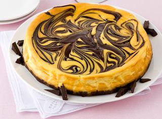 Ricetta Cheesecake marmorizzato