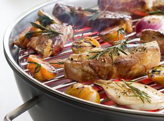 Spare ribs con salsa barbecue (Usa)