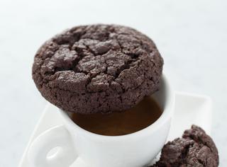 Biscotti tutto cioccolato