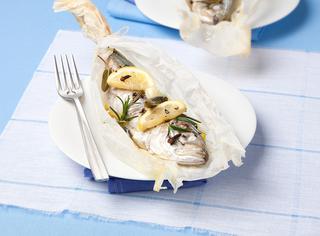 Ricetta Pesce al cartoccio